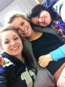 Heather, Me, Jordan