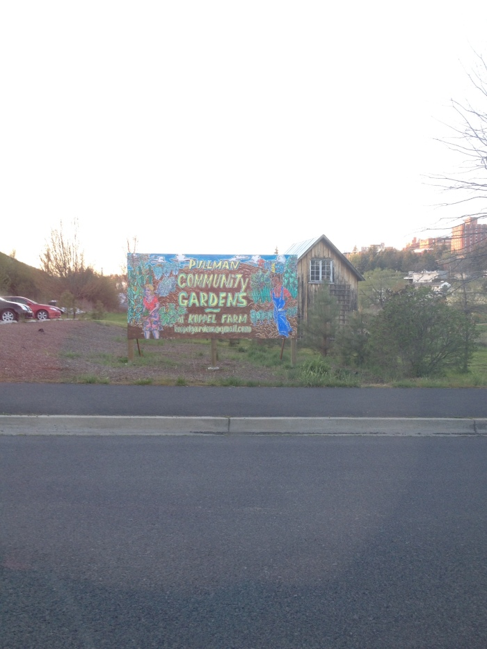 """Pullman Community Gardens"""